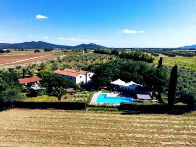 podere Toscana affitto esclusivo