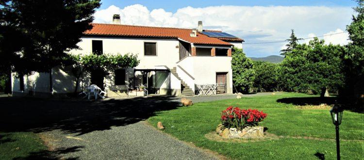 La Porcareccia casale in Toscana
